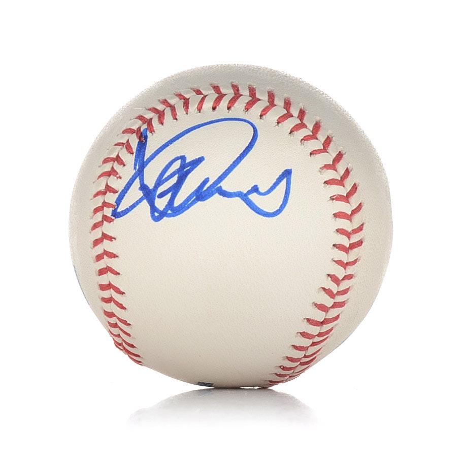 Ichiro Signed Baseball  COA