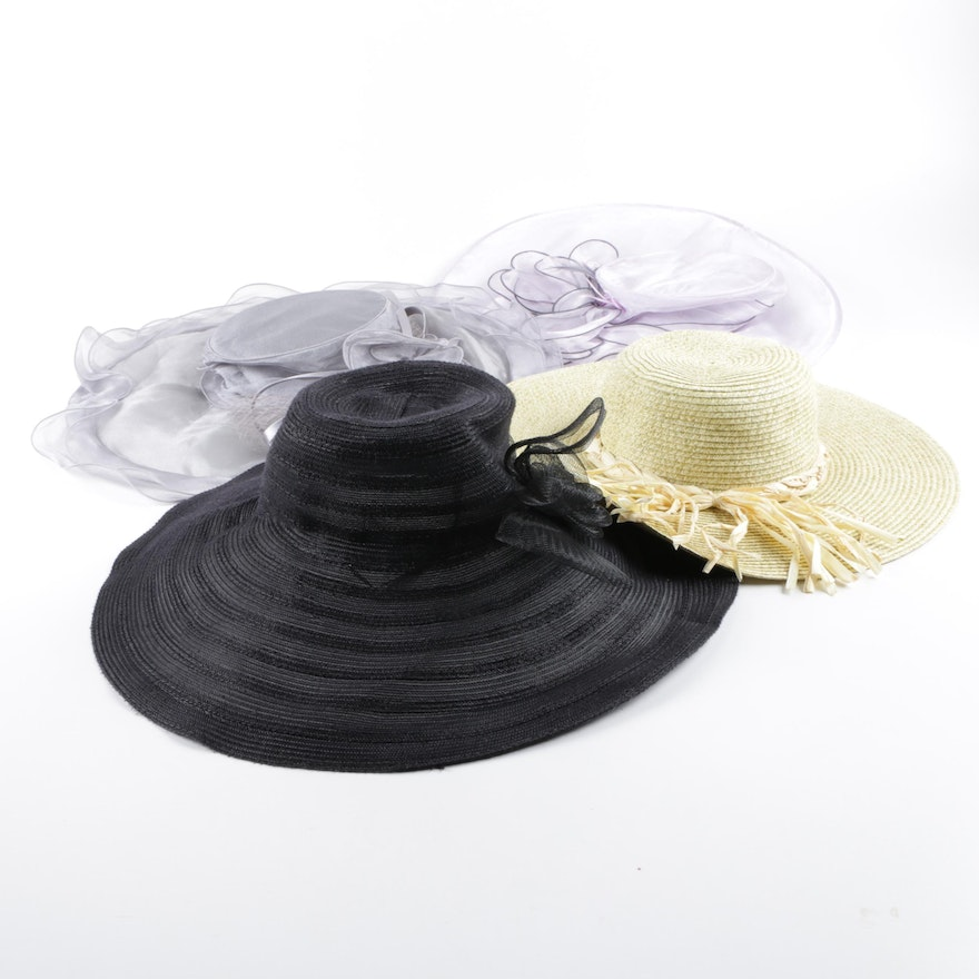 0ead3acedaa Derby Hats Including August Hat Company   EBTH