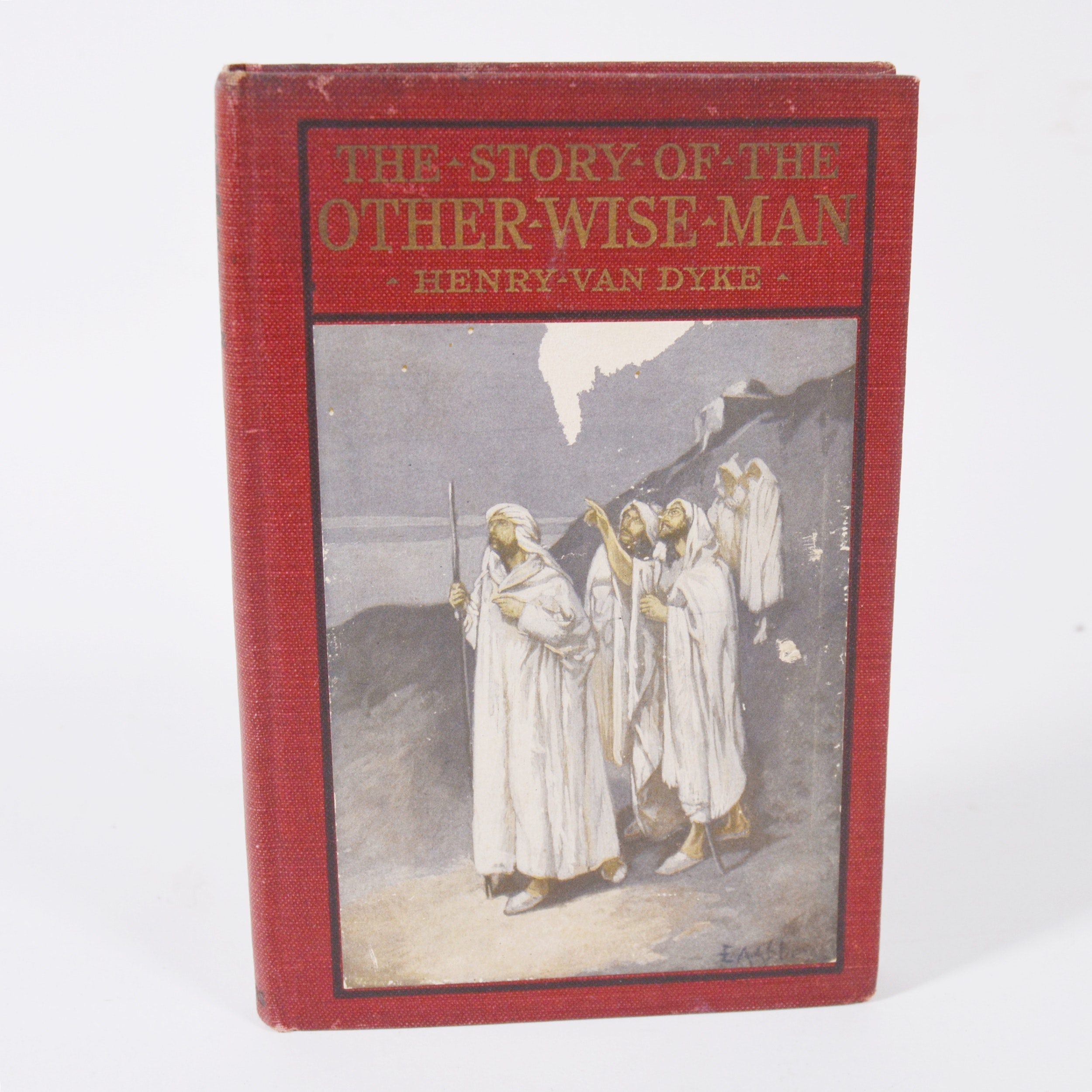 "Henry Van Dyke ""The Story of the Other Wise Man"" Hardcover Book"
