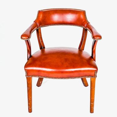 Heywood And Wakefield Rattan Chair Ebth