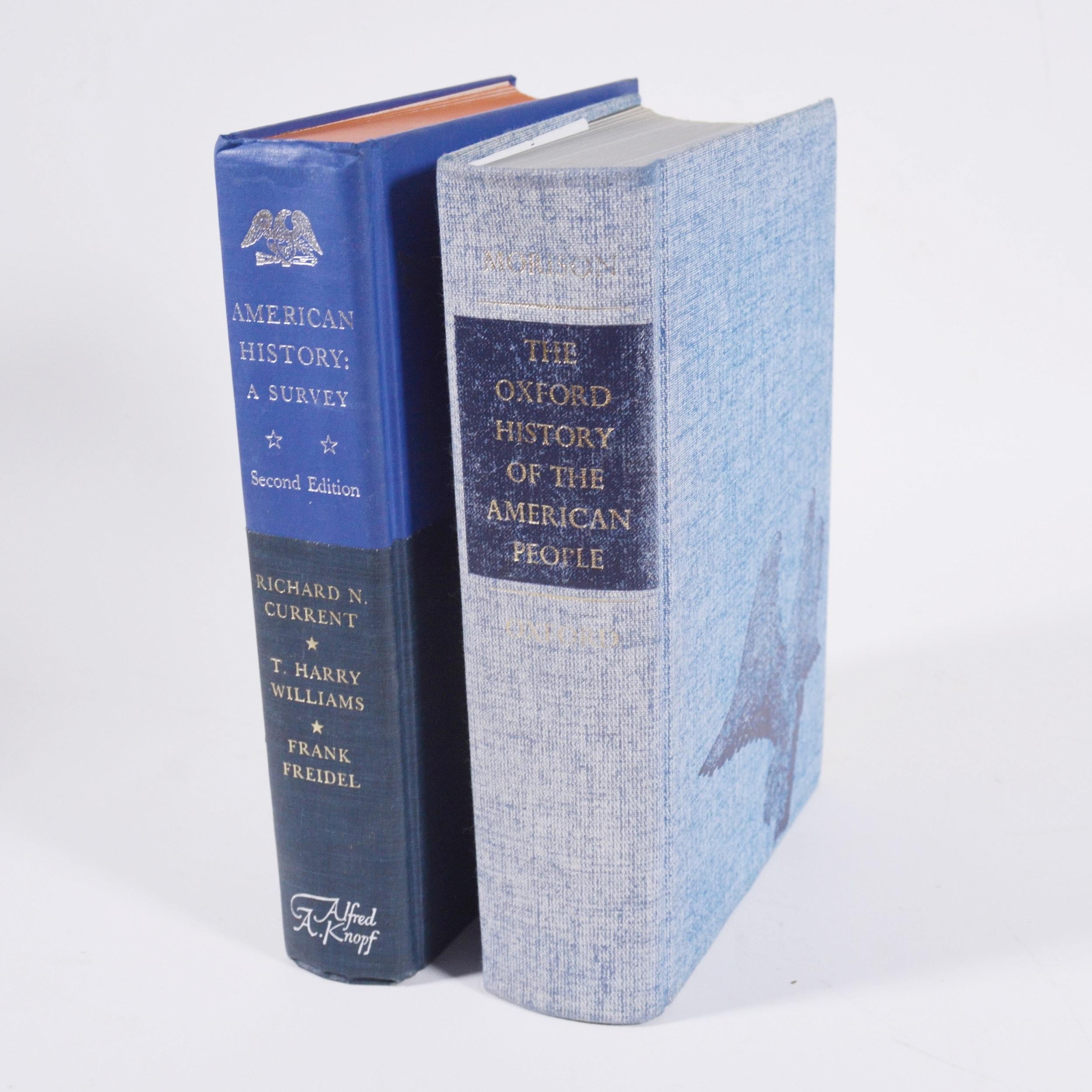 American History Hardcover Books