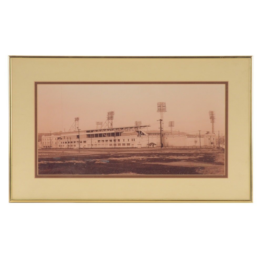 Framed Schildman Crosley Field Photo Print