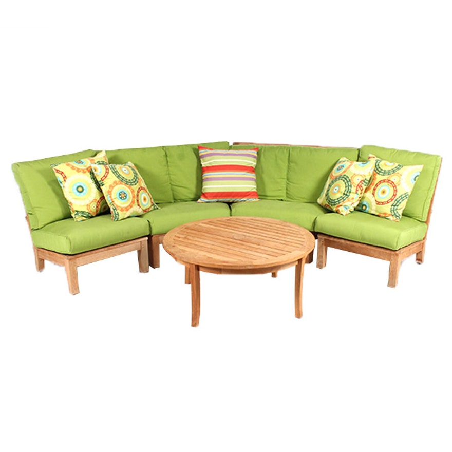 Gloster Teak Patio Furniture ... - Gloster Teak Patio Furniture : EBTH