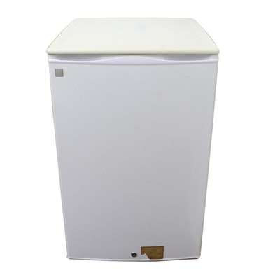 Circa 1950s General Electric Combination Refrigerator