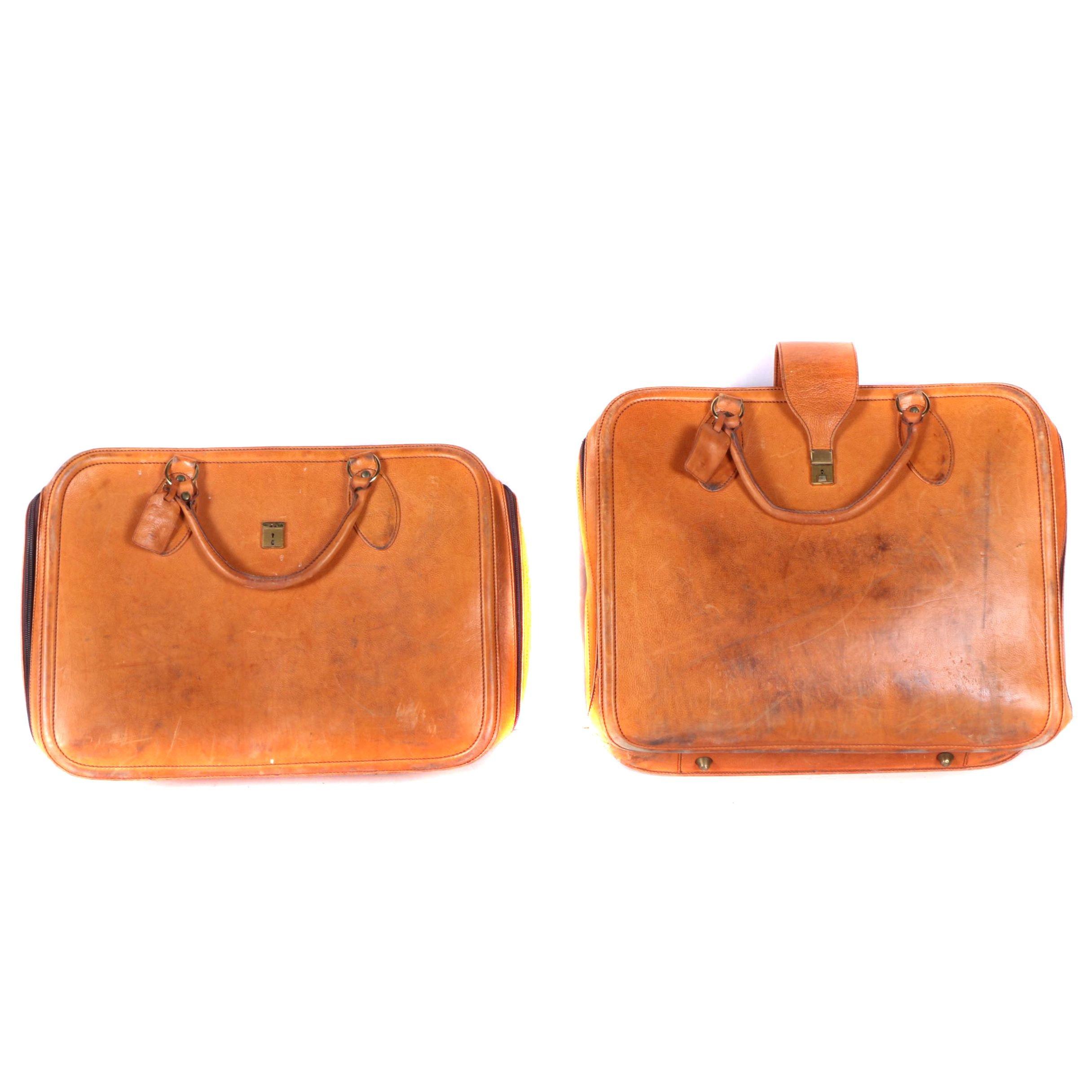 Vintage Schedoni Luggage
