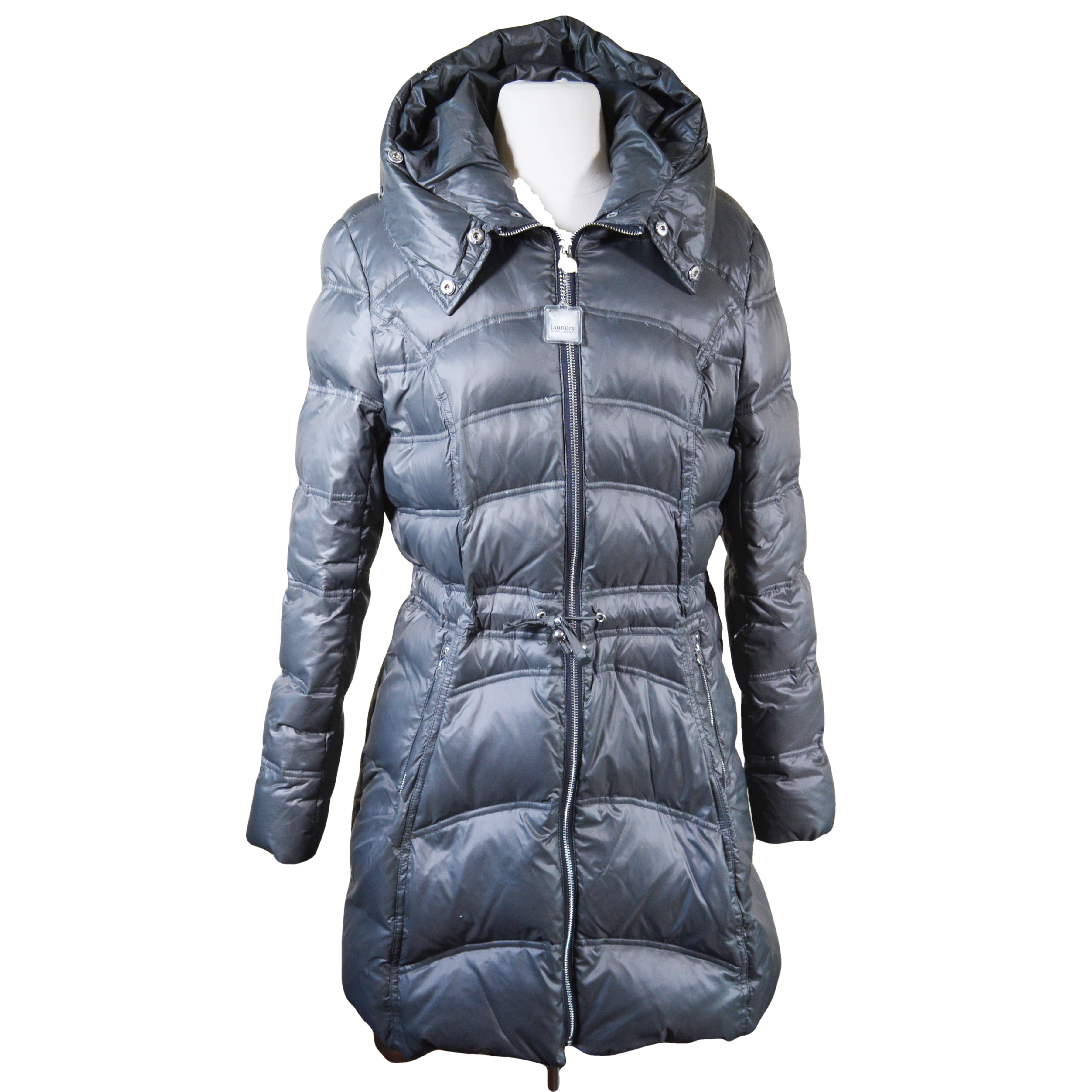 Laundry by Smelli Segal Women's Puffer Jacket