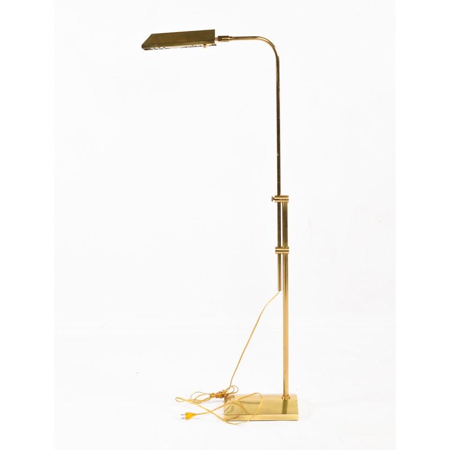 Frederick Cooper Adjule Br Floor Lamp