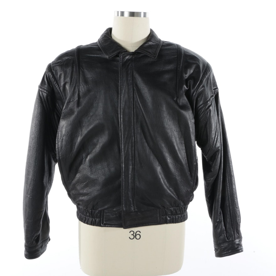 Robert comstock leather jackets