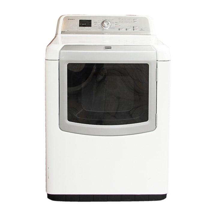 "Maytag ""Bravos XL"" Energy Efficient Clothes Dryer"