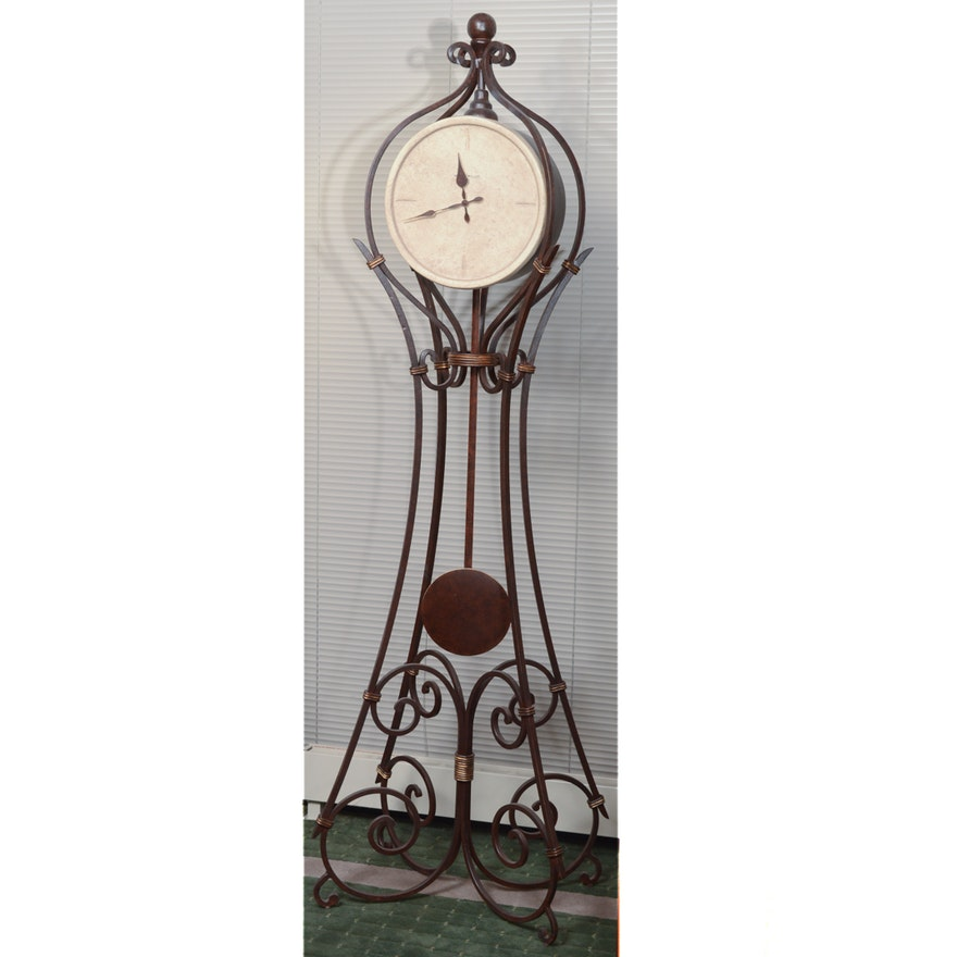 Howard Miller Vercelli Floor Clock Ebth