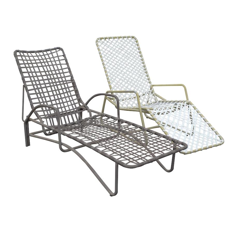 Enjoyable Patio Chaise Lounge Chairs Featuring Brown Jordan Evergreenethics Interior Chair Design Evergreenethicsorg