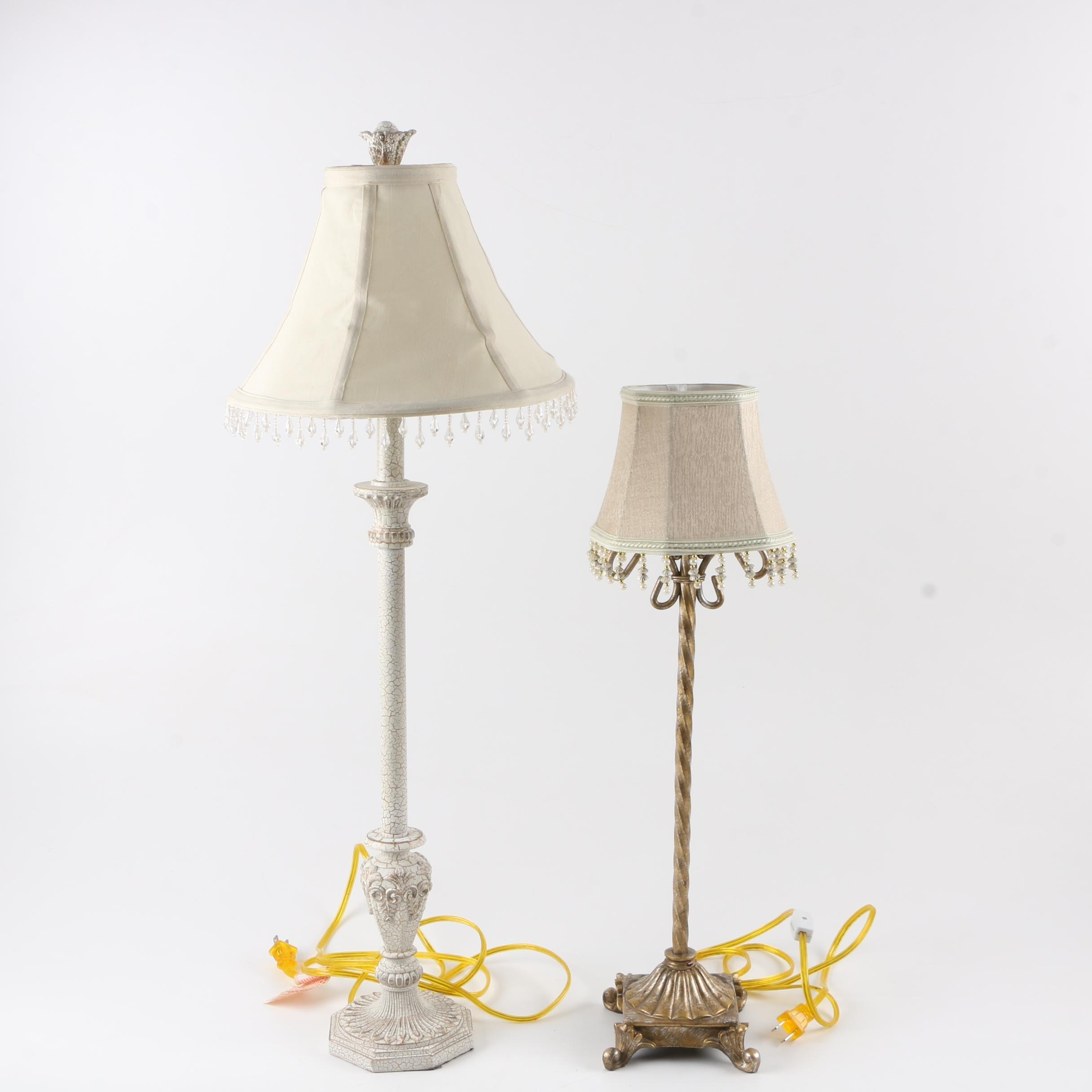 Victorian Style Table Lamps ...