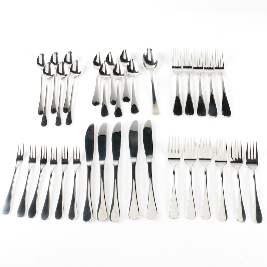 Dansk Stainless Steel Flatware Collection