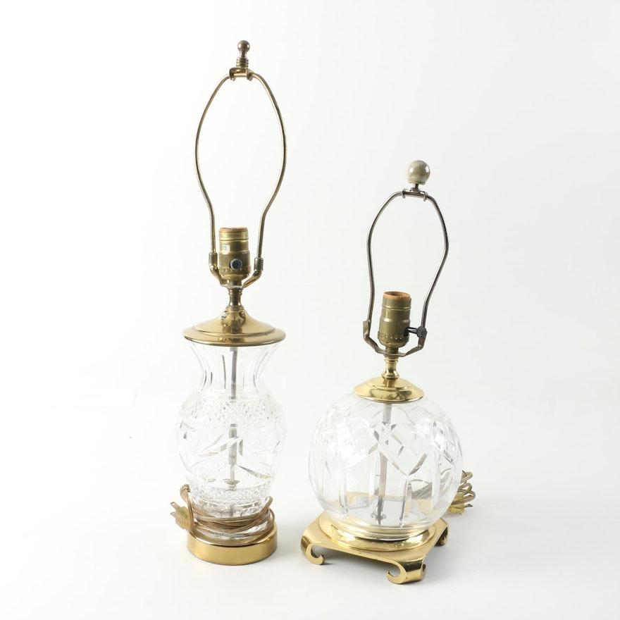 ebth b waterford items ixlib rb lamp crystal