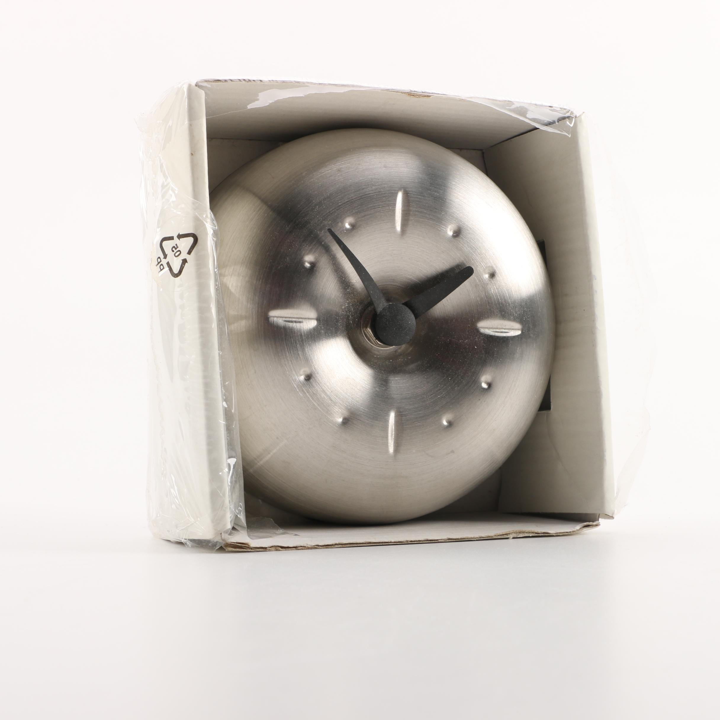 Ikea Metal Wall Clock