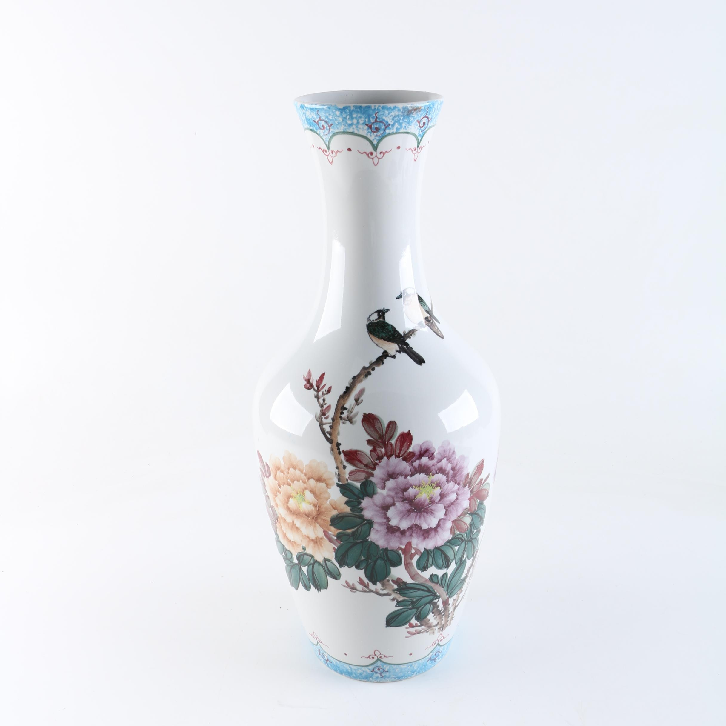 Decorative Chinese Ceramic Vase