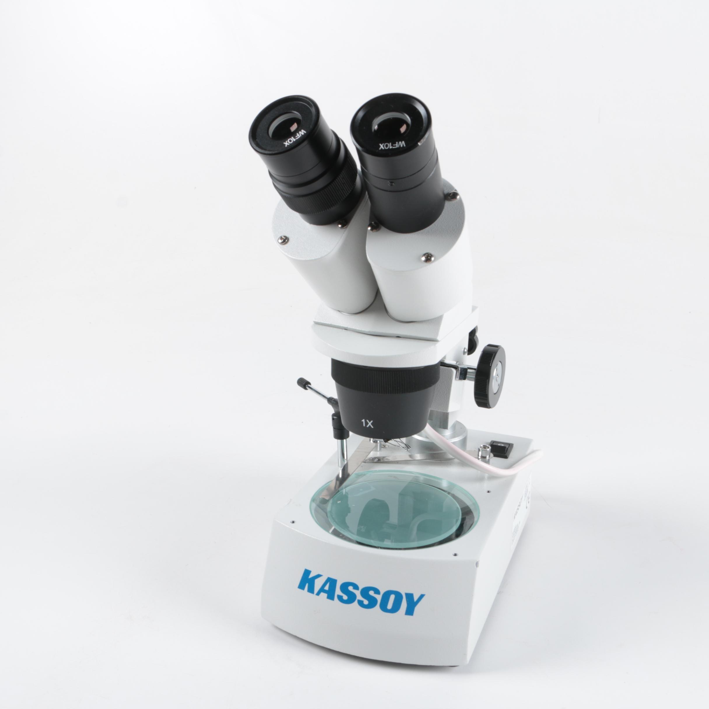 Kassoy Gemological Microscope