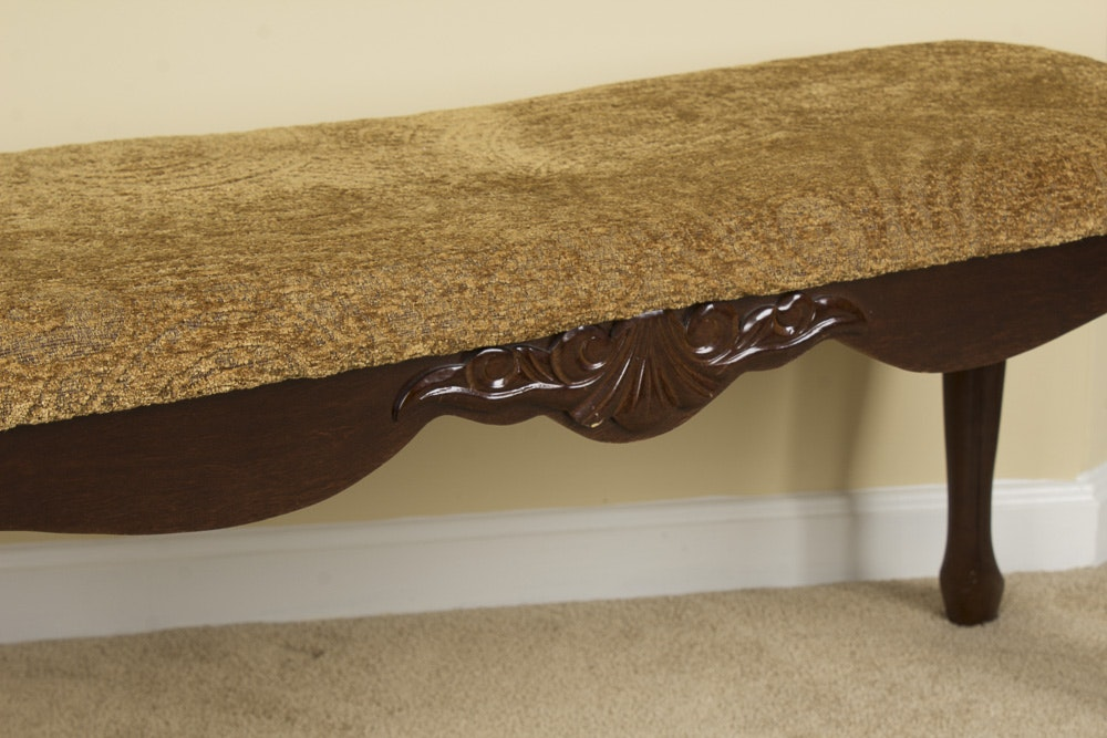 Contemporary Accent Bench by Powell