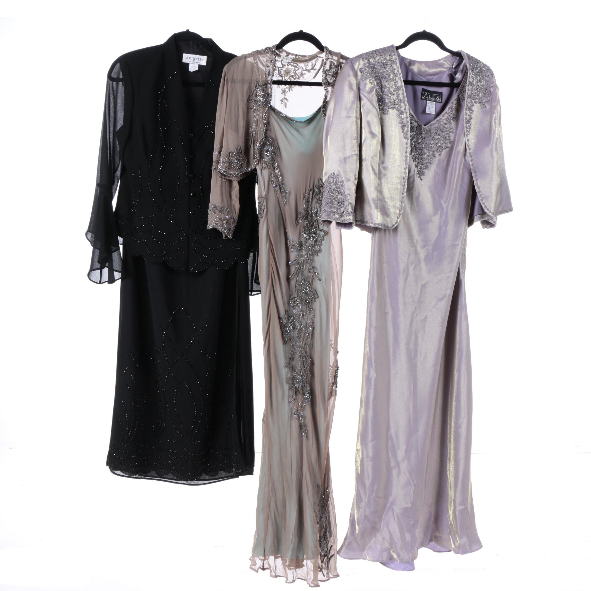 alex evening dresse