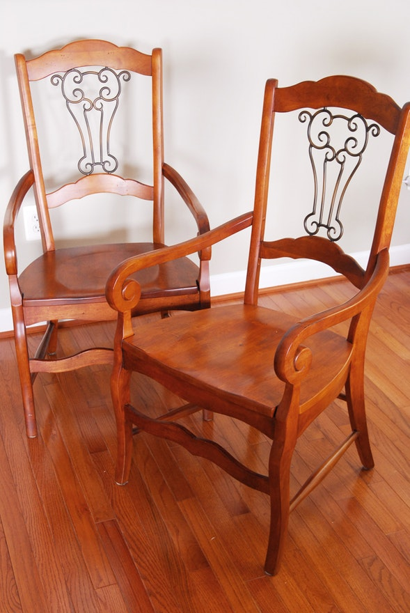 Dining Table And Chairs By Richardson Brothers Furniture