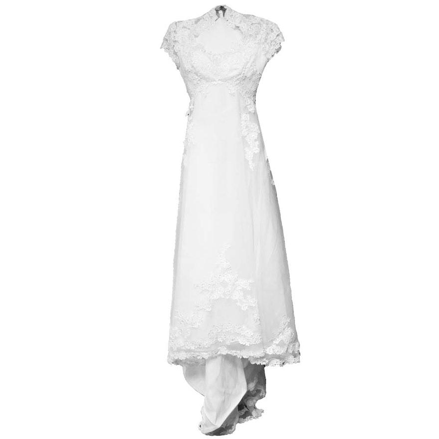 Vintage Bianchi of Boston Wedding Gown : EBTH