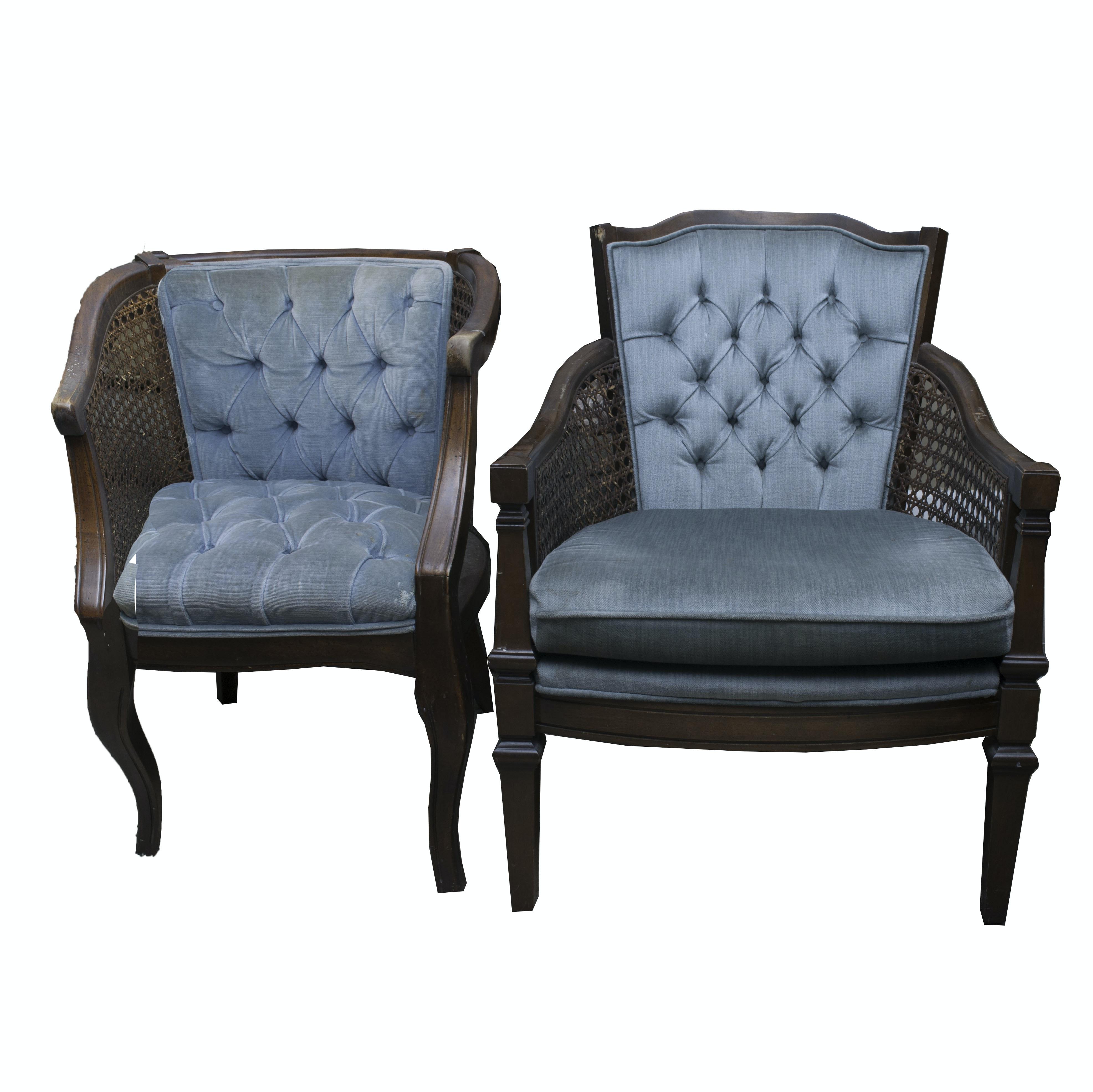 Vintage Chairs By Kincaid Chair Company Ebth