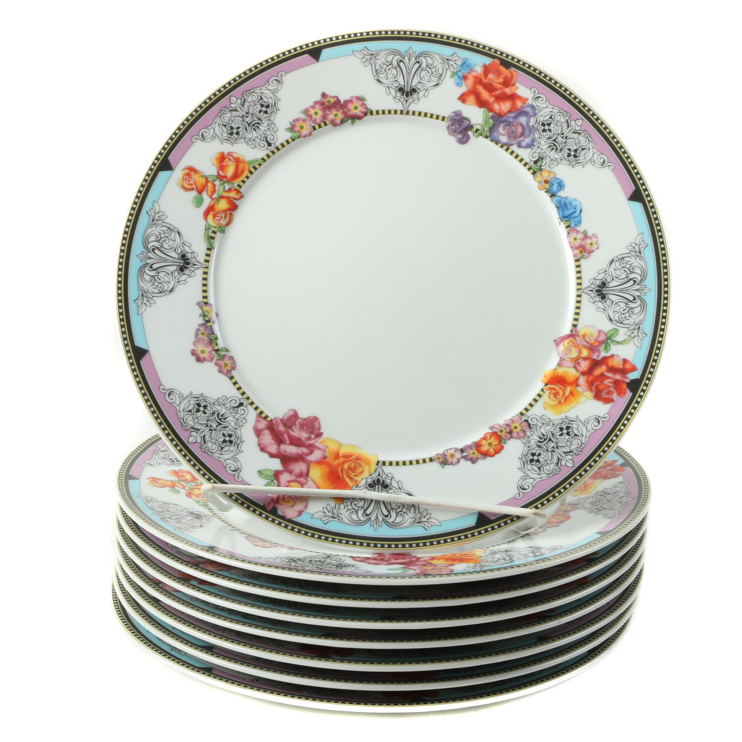 Rosenthal-Continental Versace  Hot Flowers  ...  sc 1 st  EBTH.com & Rosenthal-Continental Versace