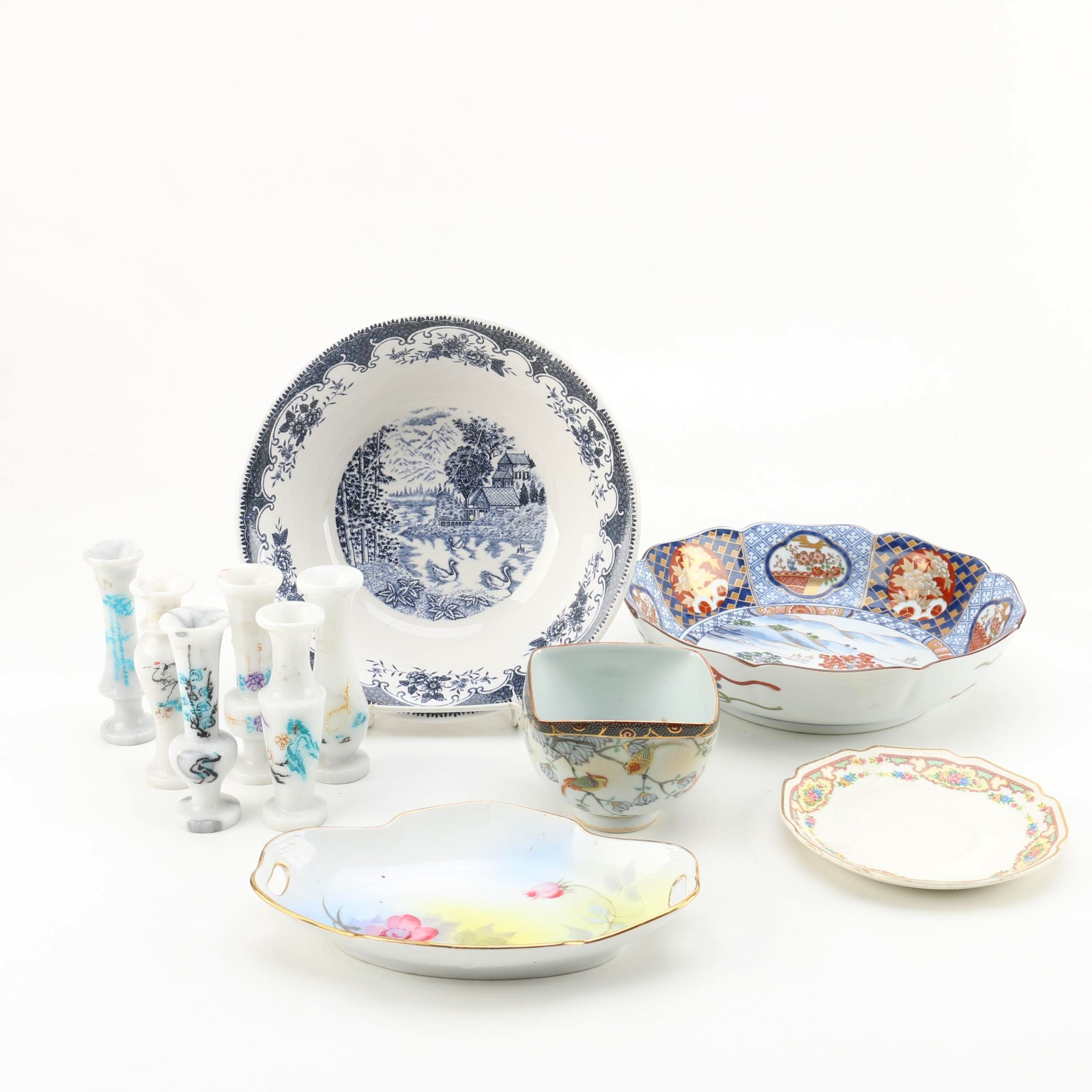 East Asian Tableware and Accessories