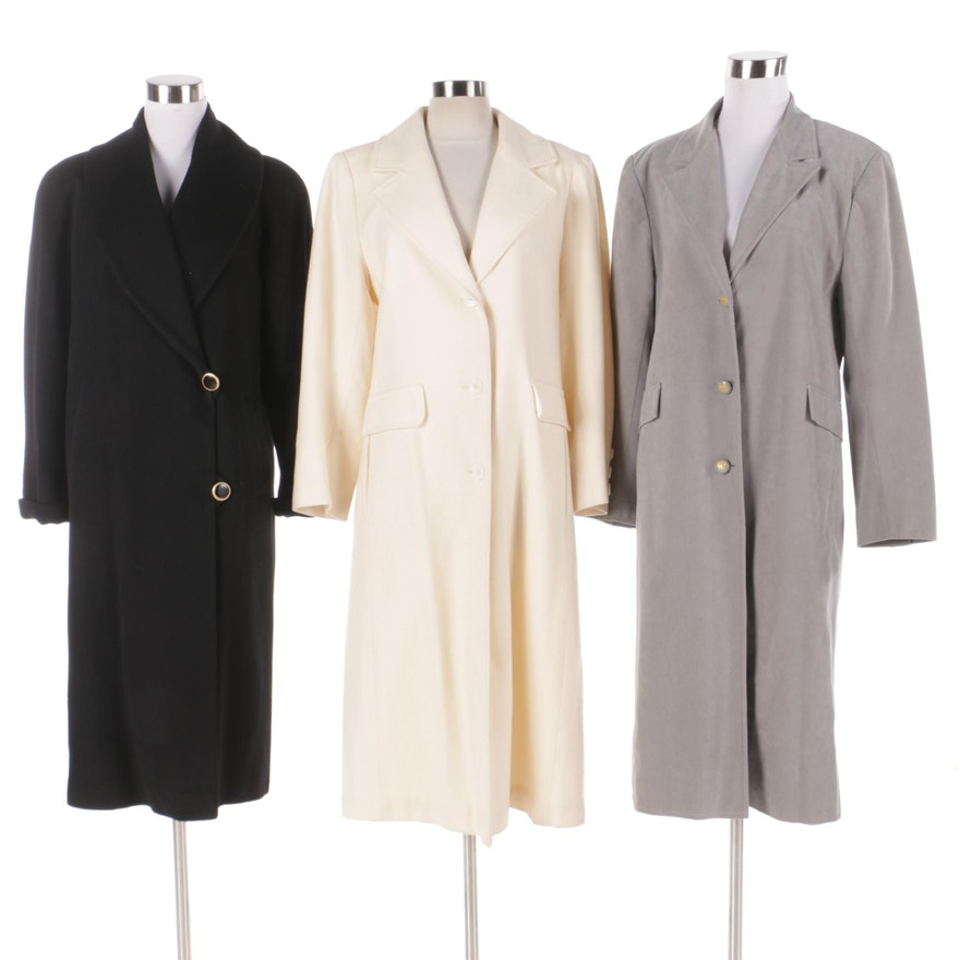 f433f757640de Women s Coats Including Anne Klein II