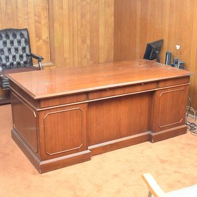 Orman Grubb Company Computer Desk Ebth