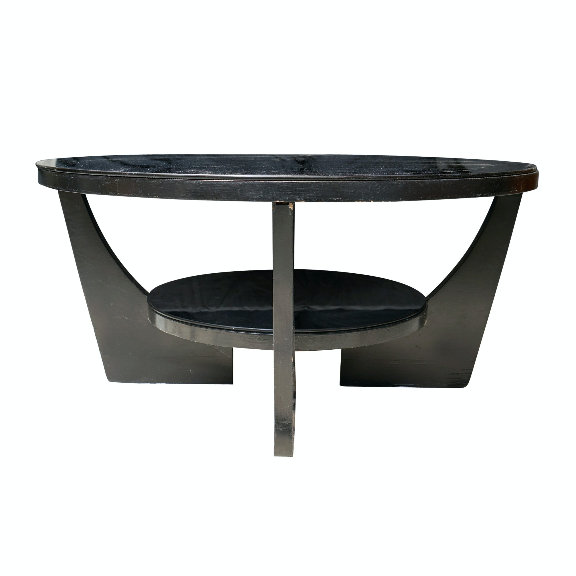 Contemporary Art Deco Style Coffee Table