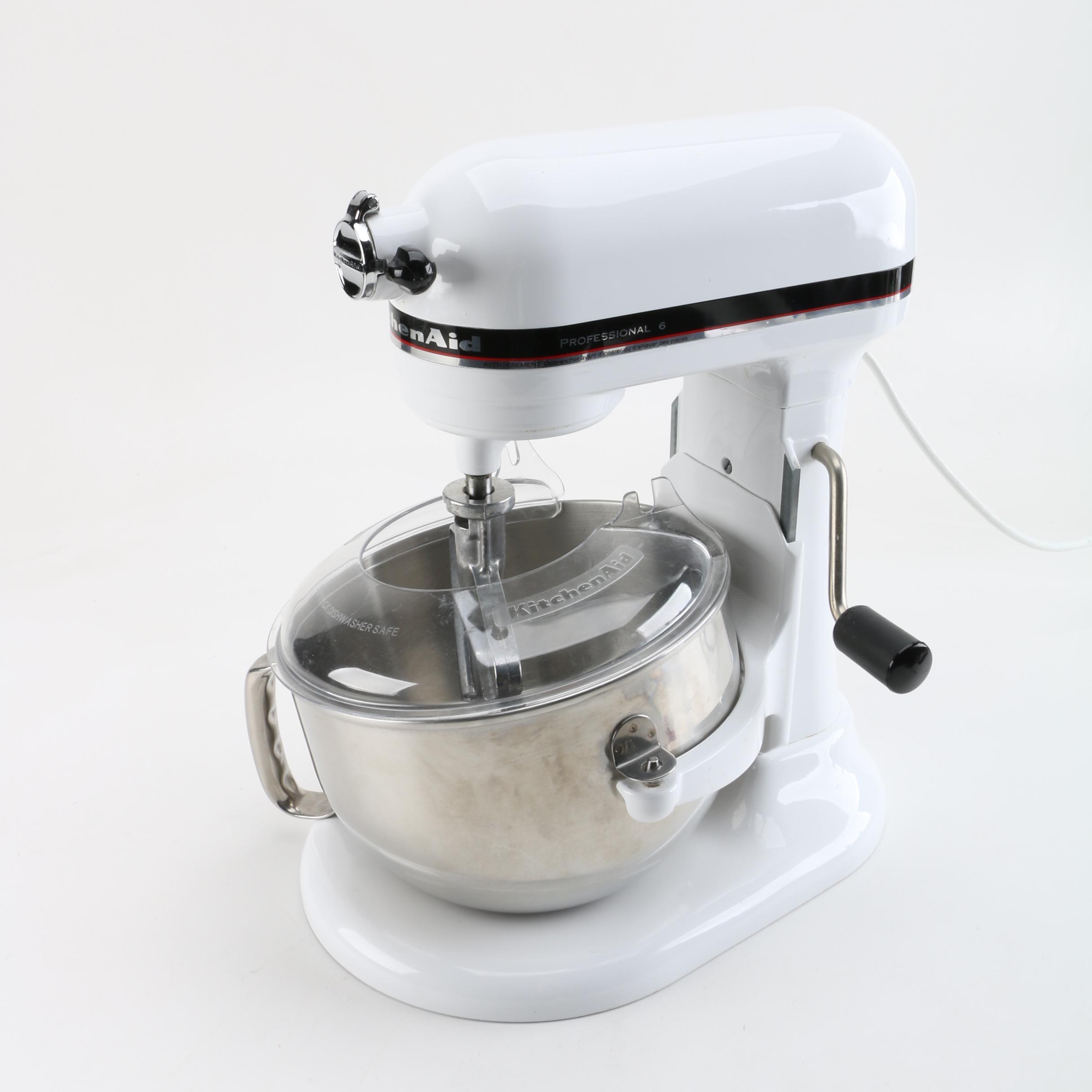 KitchenAid Professional 6 Countertop Mixer
