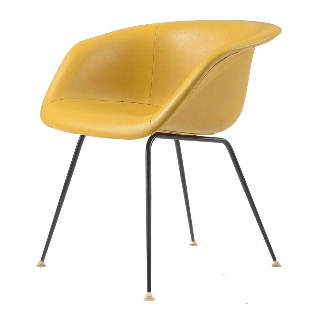 Mid Century Modern Knoll Style Chair ...