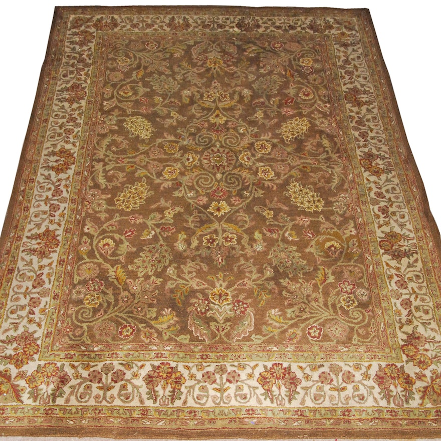 Hand Tufted Rajah Persian Style
