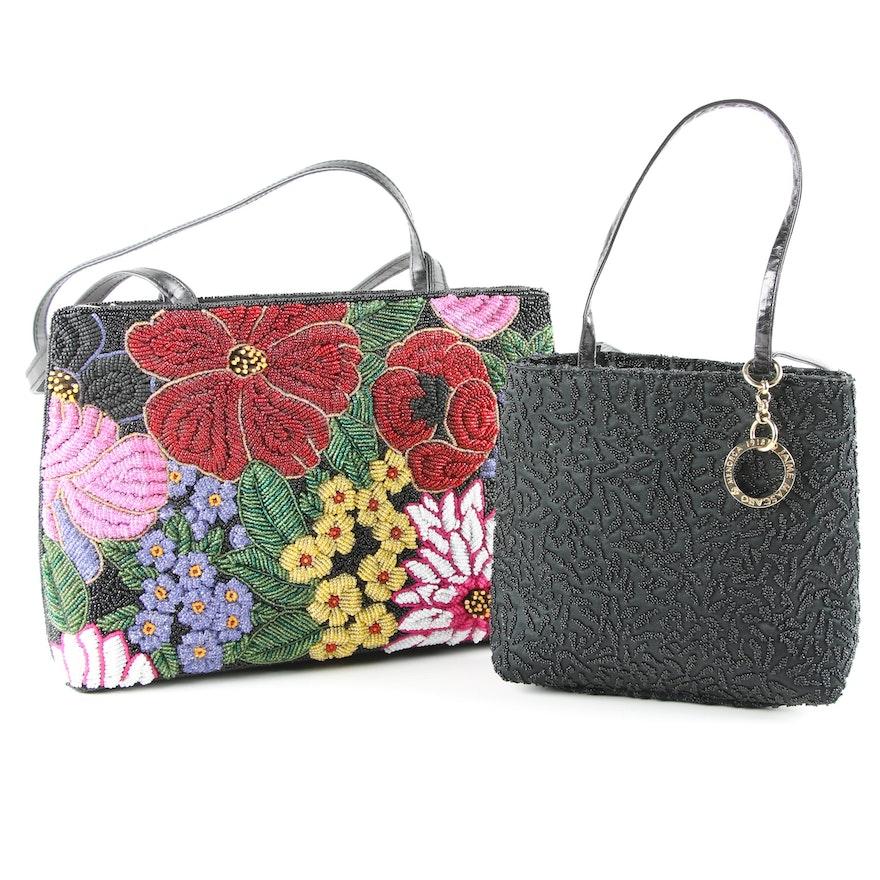 Chico S And Jaime Mascaro Beaded Handbags
