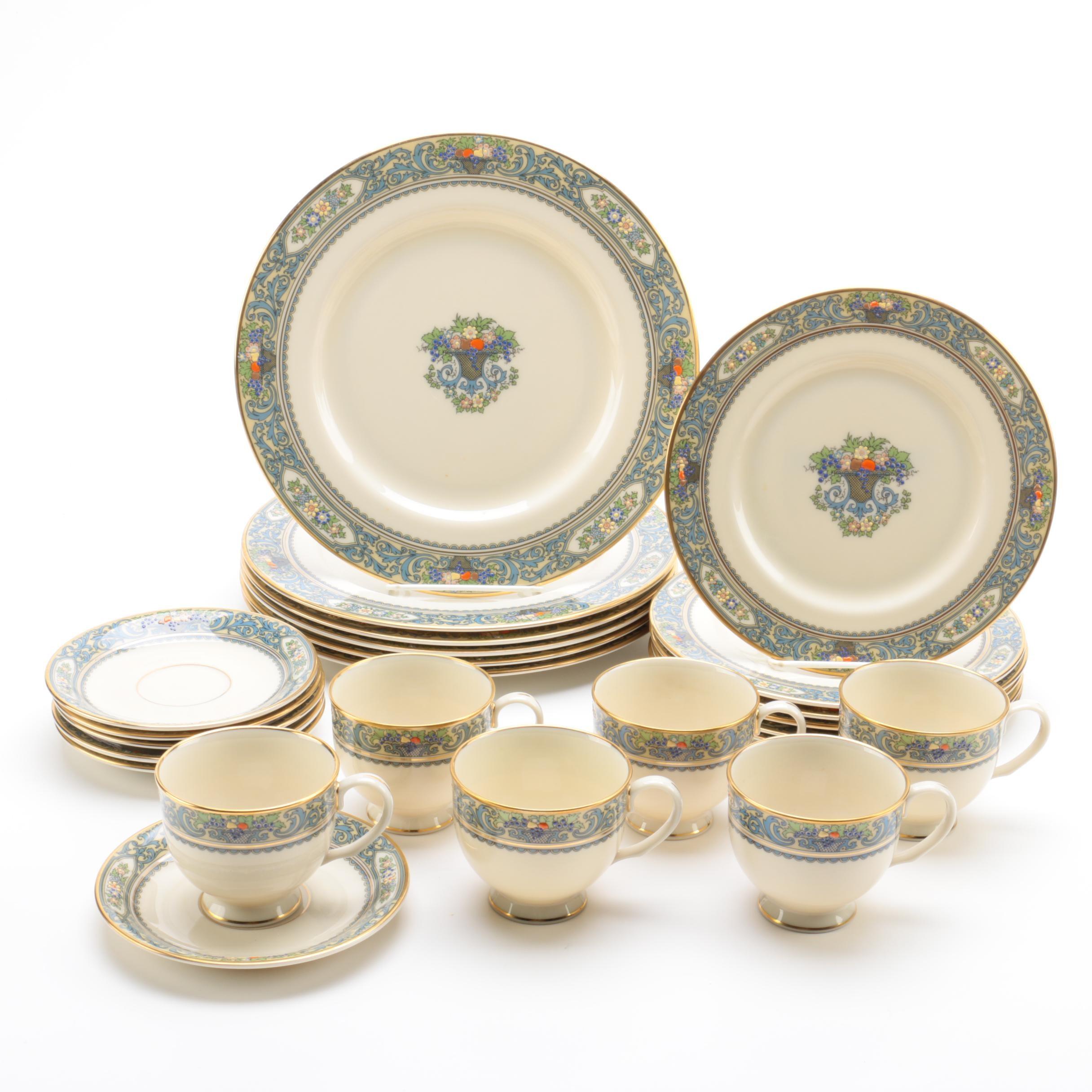 Lenox \ Autumn\  Dinnerware ...  sc 1 st  EBTH.com & Lenox \