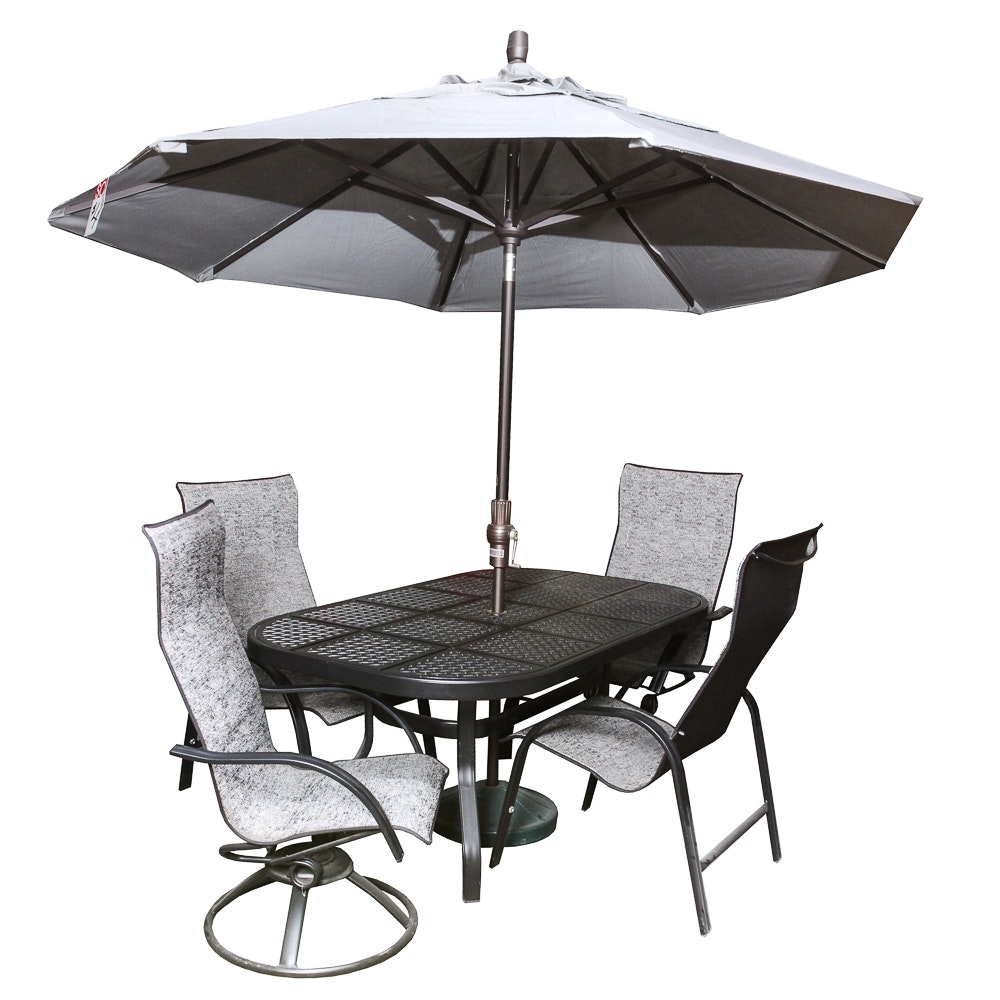 Homecrest Six-Piece Patio Set