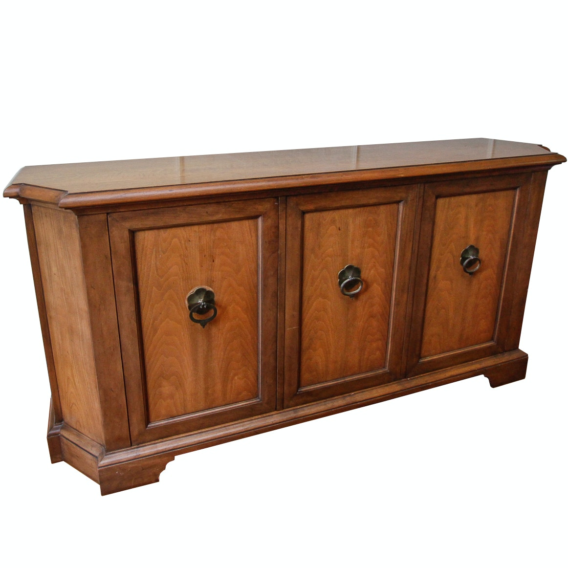 Baker Furniture Fruitwood Buffet