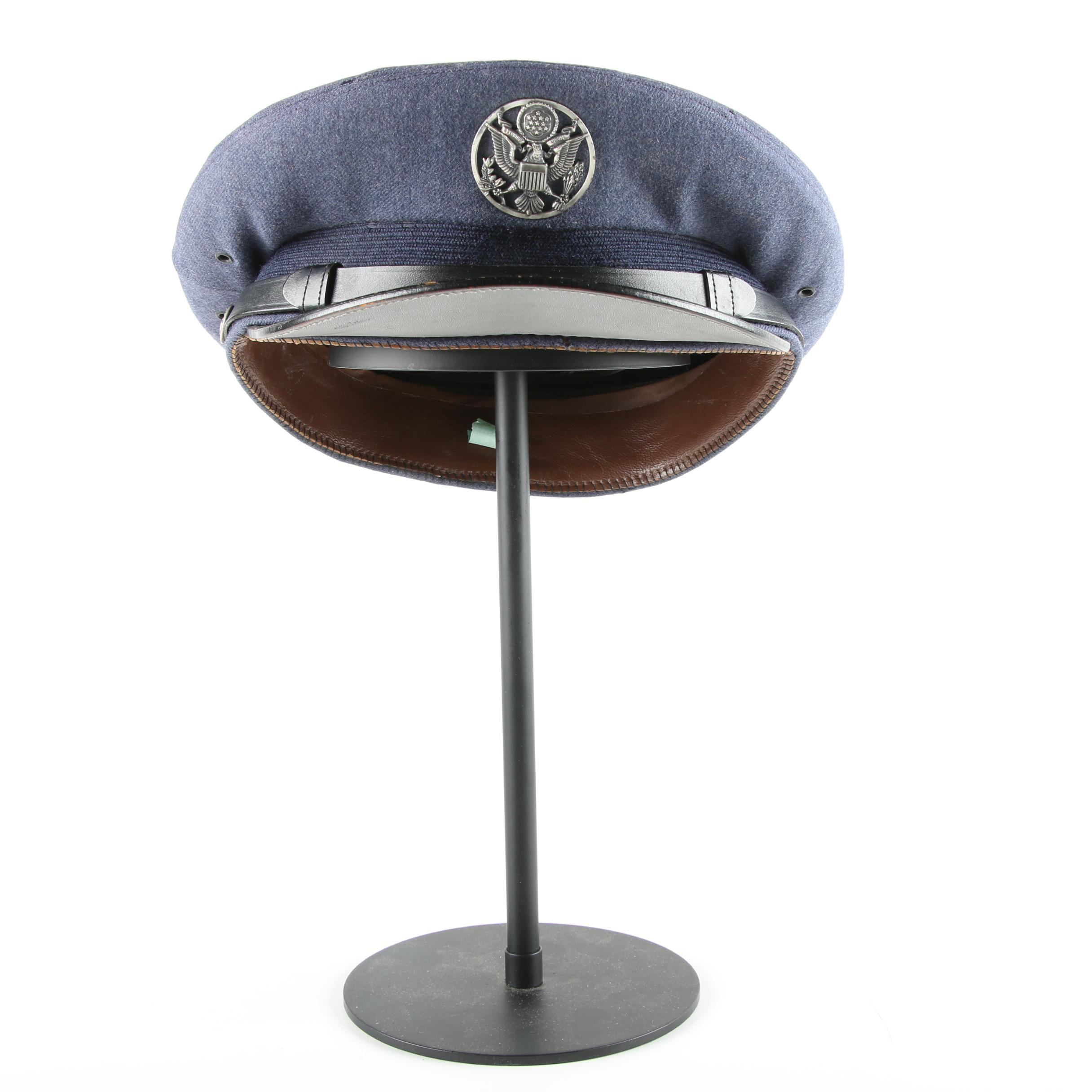 Vintage U.S. Air Force Uniform Cap