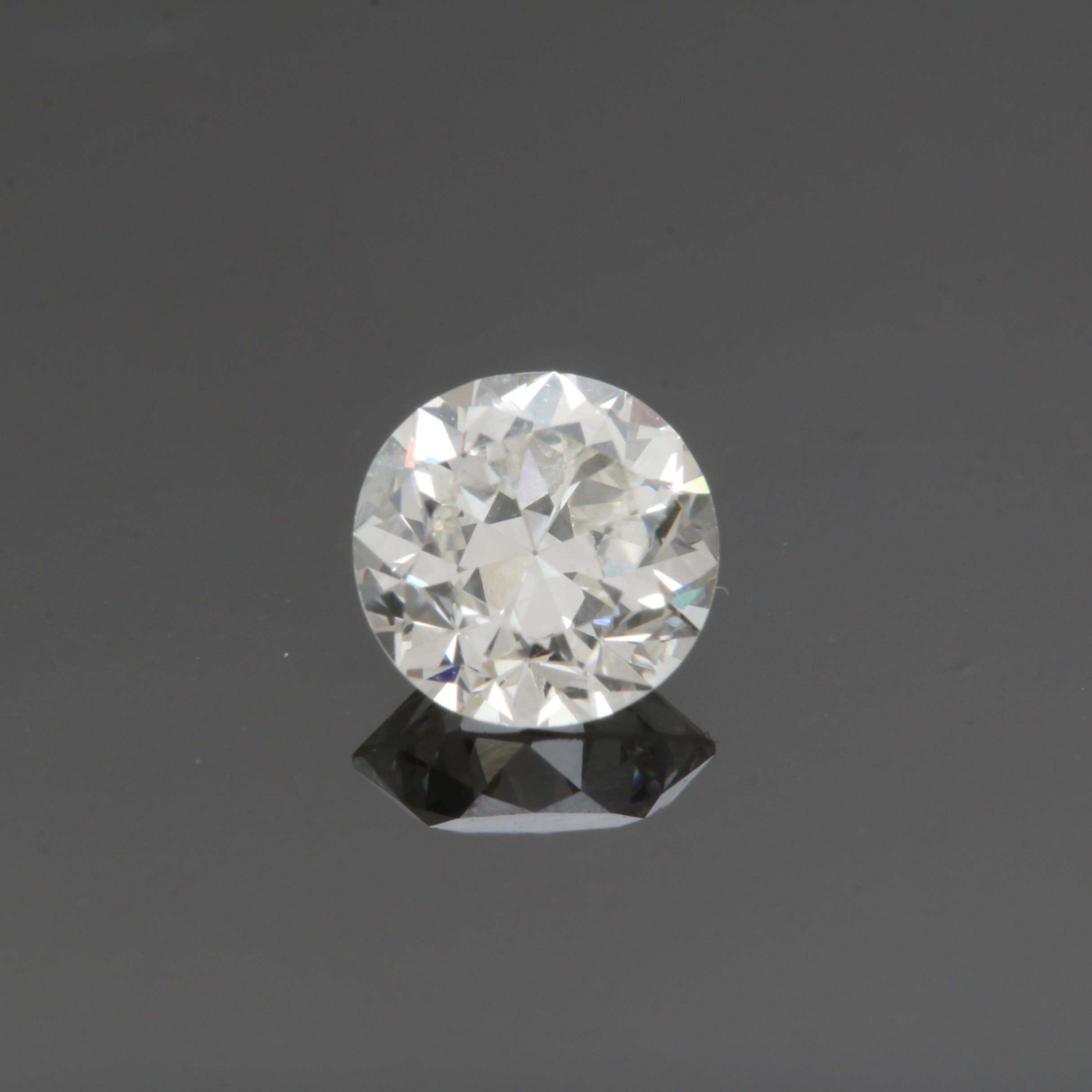 Loose 0.52 CT Diamond Including GIA Report 2175996113