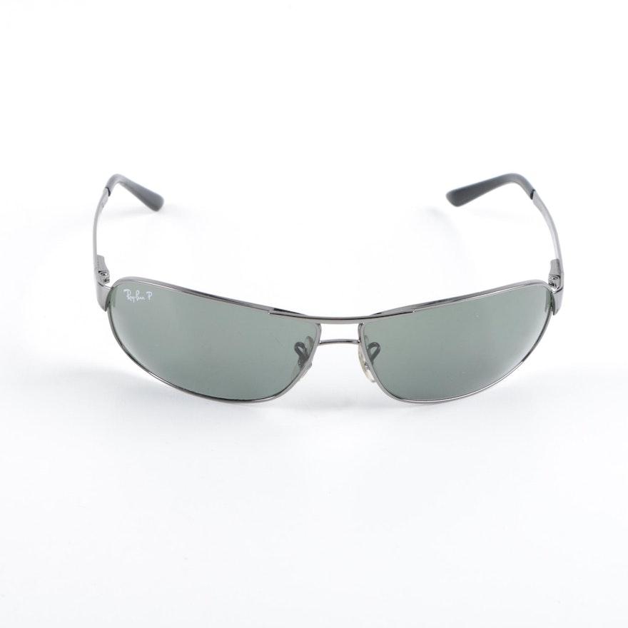 60b6d90632 Ray-Ban Warrior Metal Sunglasses   EBTH