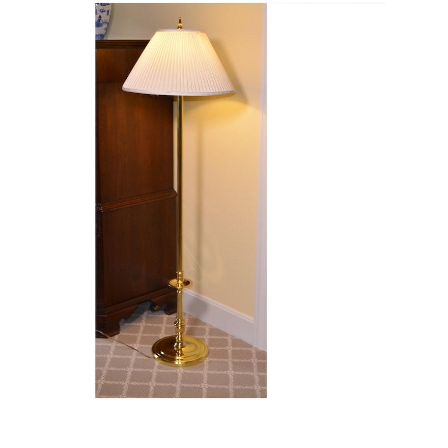 Baldwin brass floor lamp ebth baldwin brass floor lamp aloadofball Image collections