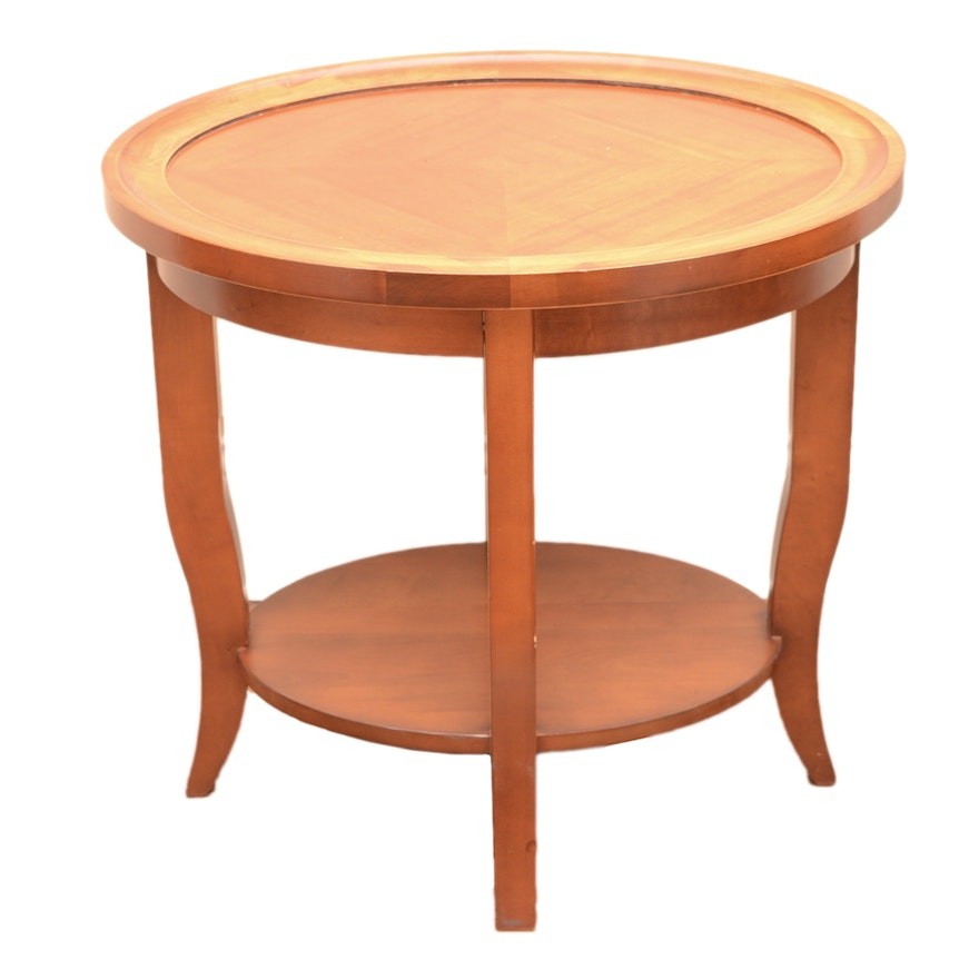 Andes International Inc Oval Side Table