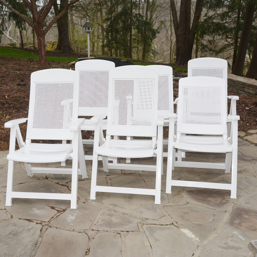 - Grosfillex Outdoor Folding Chairs : EBTH