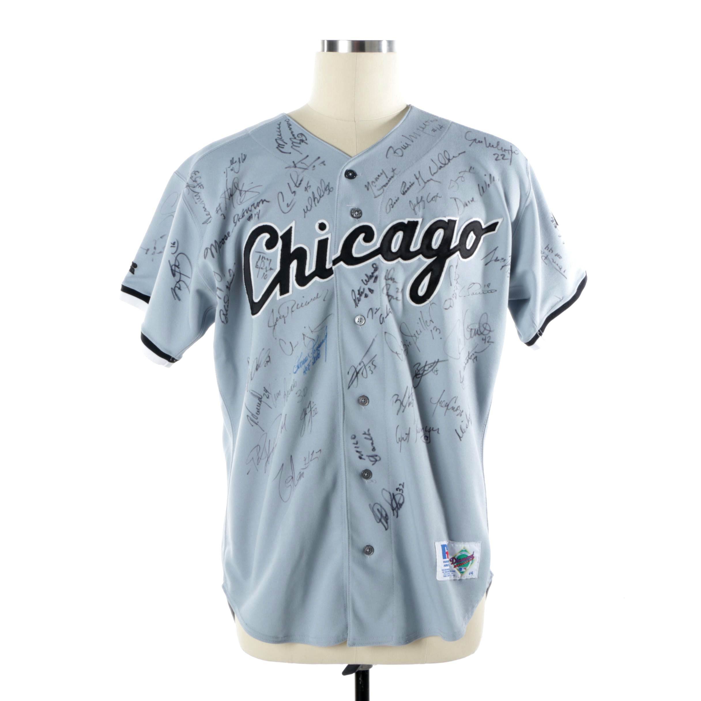 Chicago White Sox Autographed Jersey