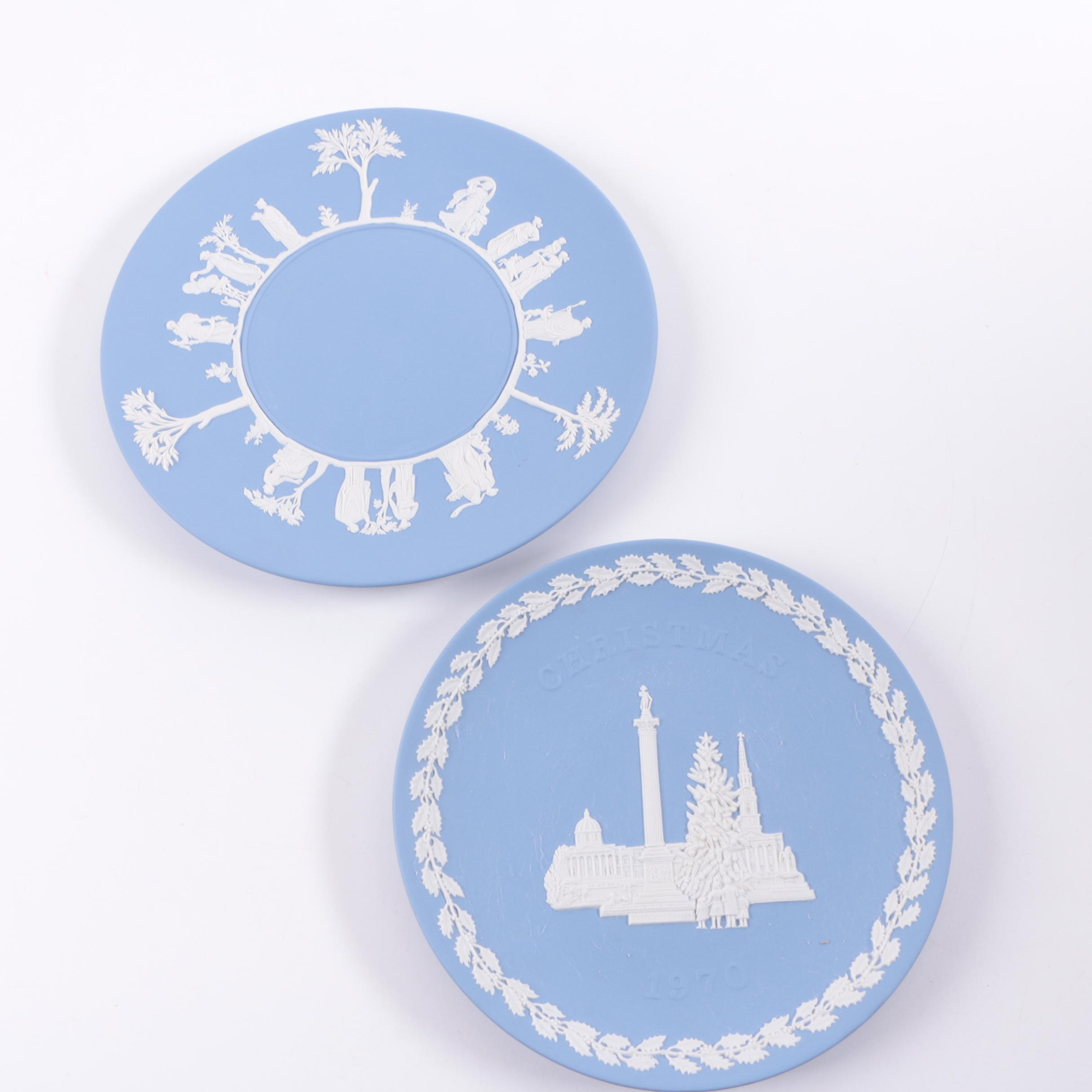 Wedgwood Jasperware Trinket Dishes