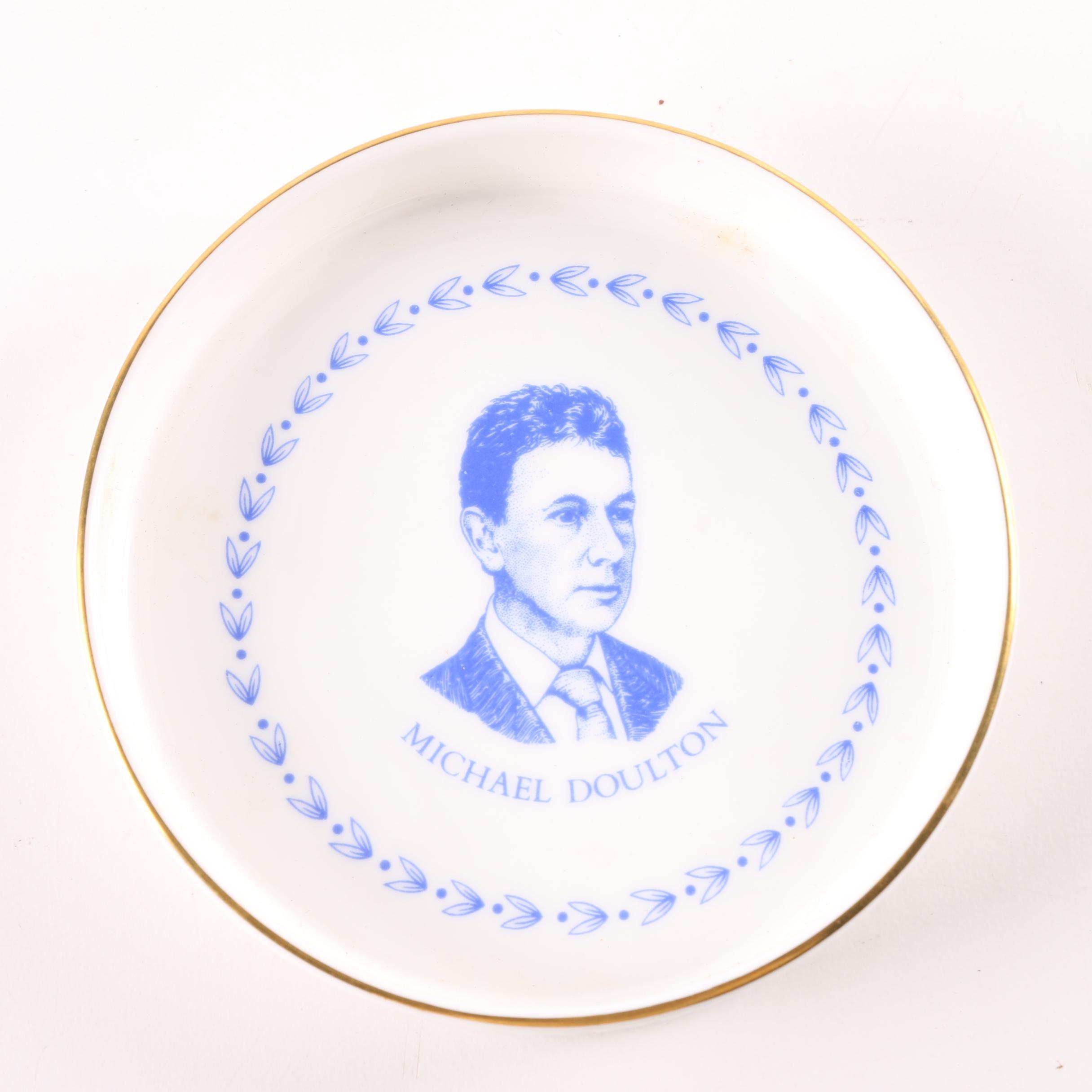 "Royal Doulton ""Michael Doulton"" Porcelain Dish"