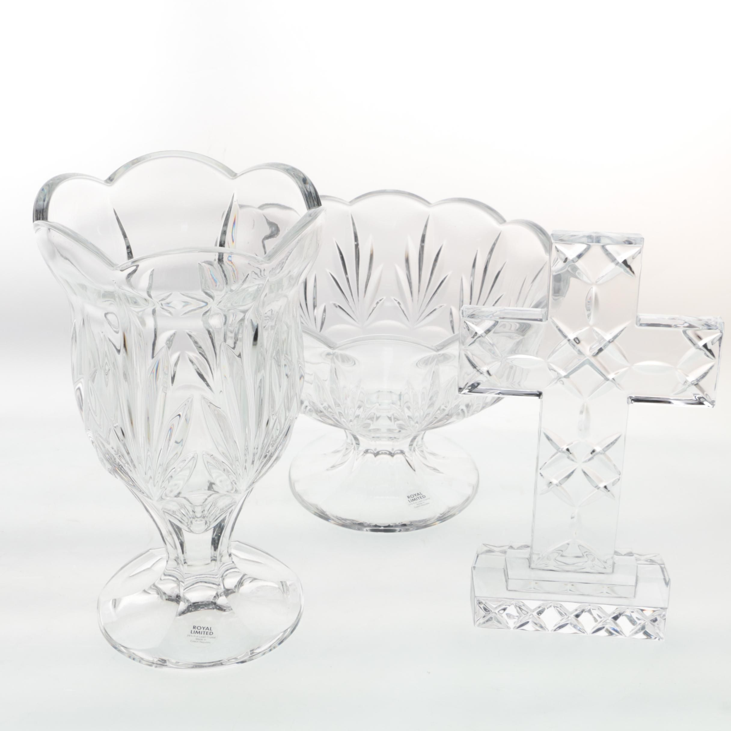 Royal Limited Crystal Home Decor