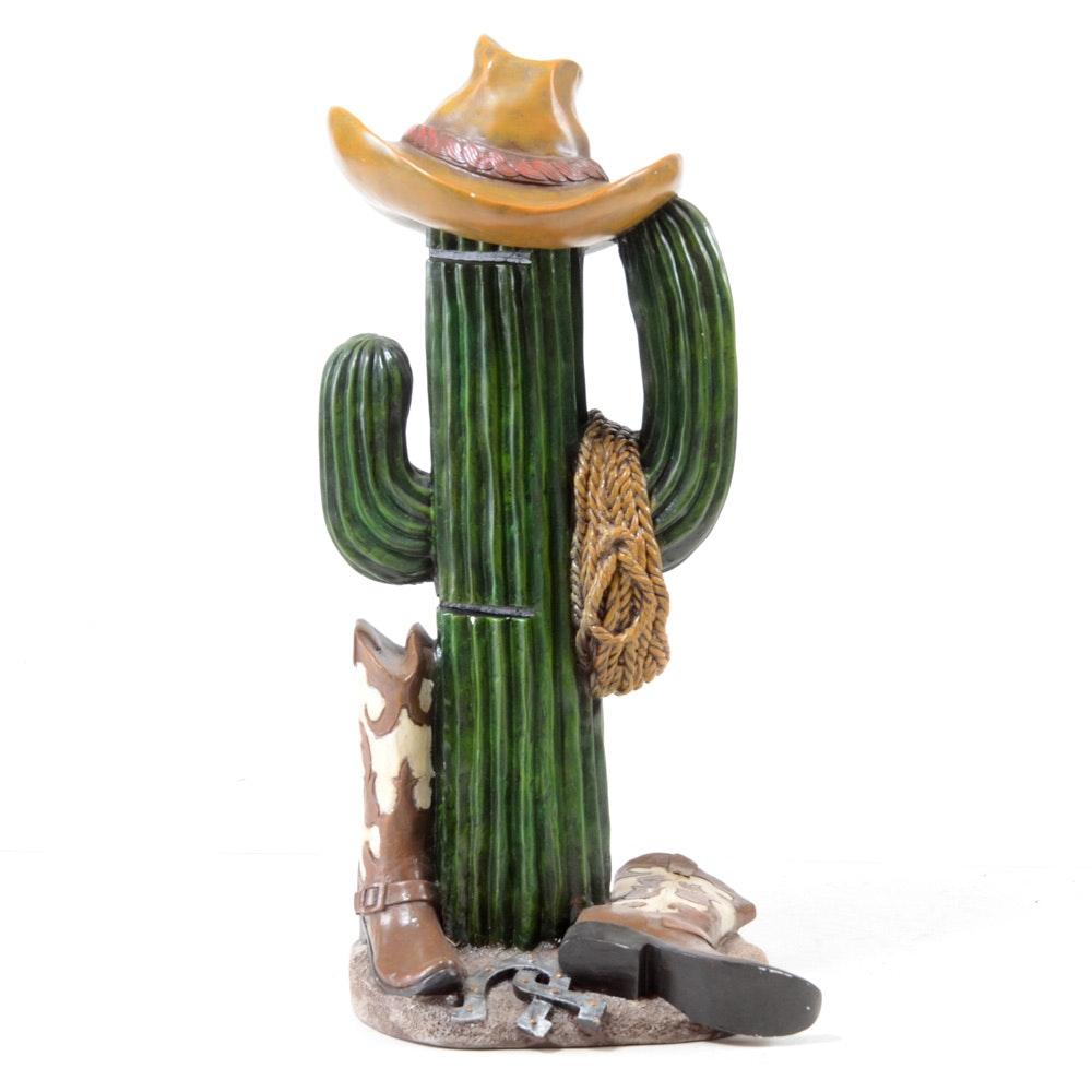 Mid Century Modern Cactus Themed Decor EBTH