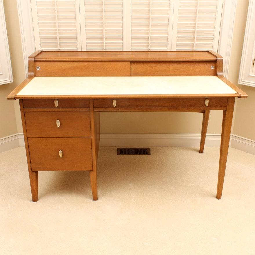 K80 Profile Desk By John Van Koert For Drexel